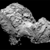 Photo of the comet 67P/Churyumov-Gerasimenko