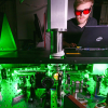 Ultrafast spectroscopy laboratory